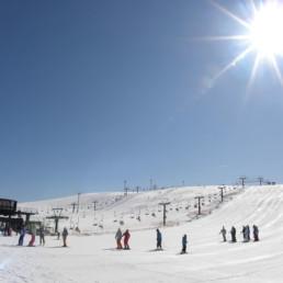 霧ヶ峰スキー場